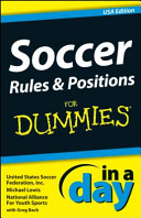 Soccer Rules and Positions in a Day for Dummies, USA Edition