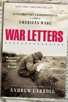 War Letters PDF