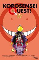 Korosensei Quest  4 PDF