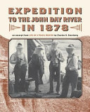 Expedition to the John Day River In 1878