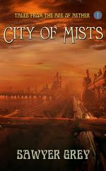 City of Mists (Mars Sword and Planet Alternate History)