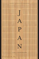 Japan  The Cookbook Book