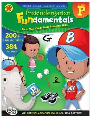 Prekindergarten Fundamentals PDF