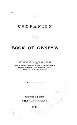 A Companion to the Book of Genesis PDF