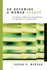 On Becoming a Woman Leader