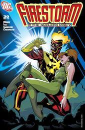Firestorm: The Nuclear Man (2006-) #30
