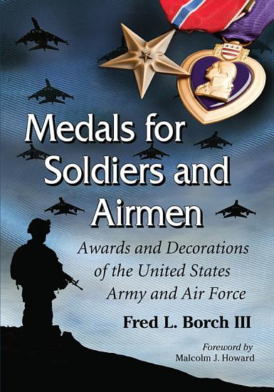 Medals for Soldiers and Airmen PDF