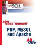 Sams Teach Yourself PHP  MYSQL and Apache PDF