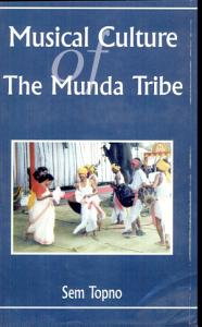 Musical Culture of the Munda Tribe Book