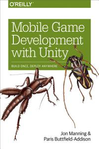 Mobile Game Development with Unity PDF