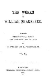 The works of William Shakspere: Othello. Antony and Cleopatra. Cymbeline