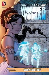 The Legend of Wonder Woman (2015-) #5