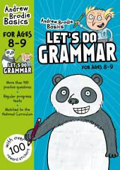 Let's do Grammar 8-9