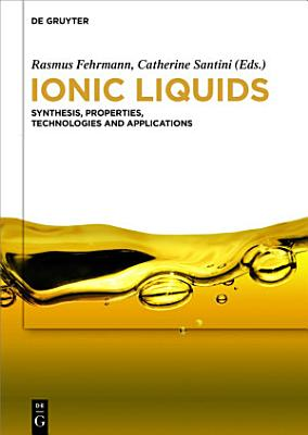 Ionic Liquids PDF