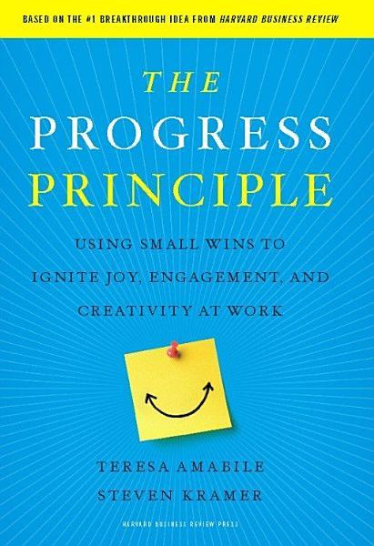 The Progress Principle Pdf Book