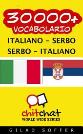 30000+ Italiano - Serbo Serbo - Italiano Vocabolario