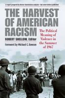 The Harvest of American Racism PDF
