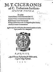 Ad C. Trebatium iurisconsultum Topica