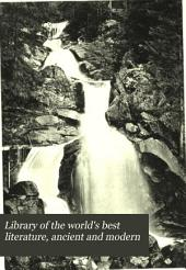 Library of the World's Best Literature, Ancient and Modern: Volume 32