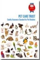Pet Care Trust quality assurance standard for pet retailers PDF