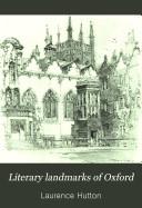 Download Literary Landmarks of Oxford Book