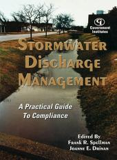 Stormwater Discharge Management: A Practical Guide to Compliance