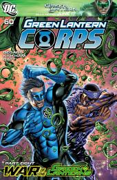 Green Lantern Corps (2006-) #60