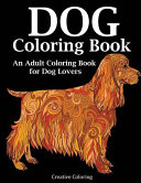 Dog Coloring Book