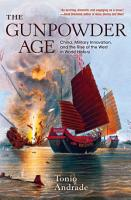The Gunpowder Age PDF