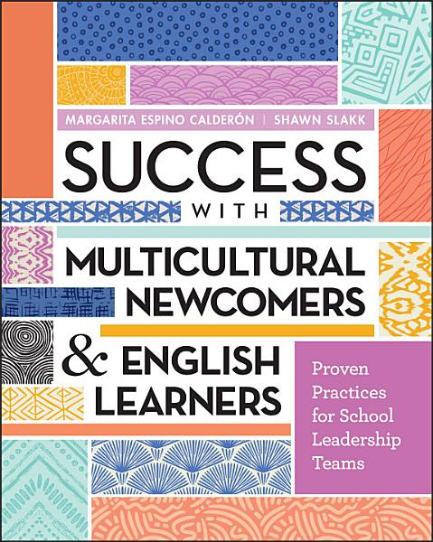 Download Success with Multicultural Newcomers   English Learners Book