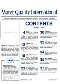 Water Quality International PDF