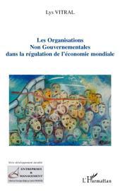 Les organisations non gouvernementales dans la régulation de l'économie mondiale