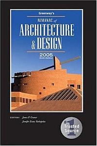 Almanac of Architecture   Design  2005 Book