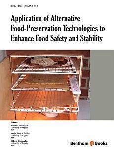 Application of Alternative Food Preservation Technologies to Enhance Food Safety and Stability PDF