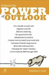 Power Outlook: Unleash the Power of Outlook 2003