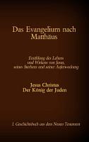 Das Evangelium nach Matth  us PDF