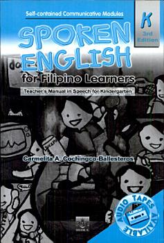 Spoken English Kindergarten Teacher s Manual1st Ed  2004 PDF