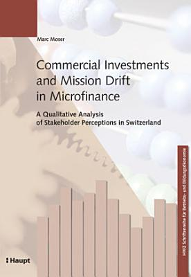 Commercial Investments and Mission Drift in Microfinance PDF