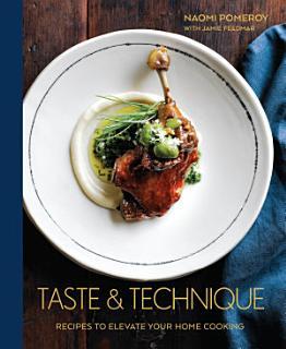 Taste   Technique Book