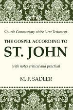 The Gospel According to St. John