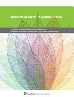 Biostimulants in Agriculture PDF