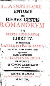 Epitome de rebus gestis Romanorum
