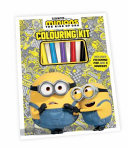 Minions the Rise of Gru: Colouring Kit (Universal)