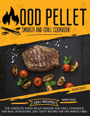 Wood Pellet Smoker Grill Cookbook Book PDF