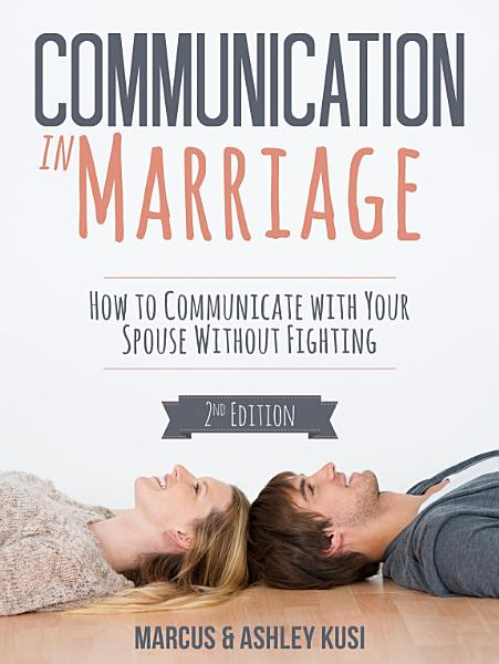 Download Communication in Marriage Book