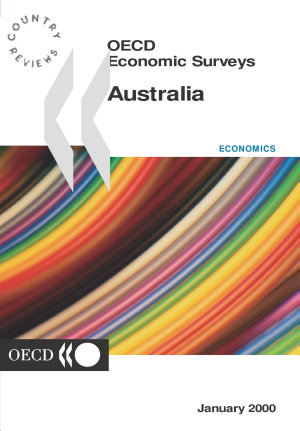 OECD Economic Surveys  Australia 2000 PDF