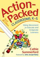 Action Packed Classrooms  K 5 PDF