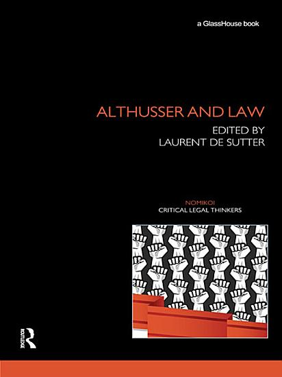 Althusser and Law PDF