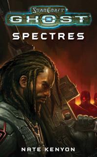StarCraft  Ghost  Spectres Book