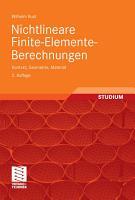 Nichtlineare Finite Elemente Berechnungen PDF